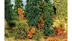 FALLER Undergrowth 40-80mm HO Gauge Scenics 181255