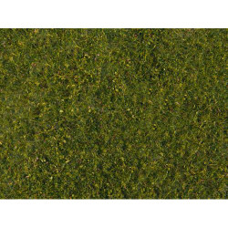 NOCH Mid Green Meadow Foliage 20x23cm HO Gauge Scenics 07291