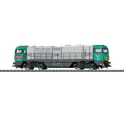 TRIX Minitrix SNCF Fret G2000 Vossloh Diesel Loco VI (DCC-Sound) HO Gauge M22922