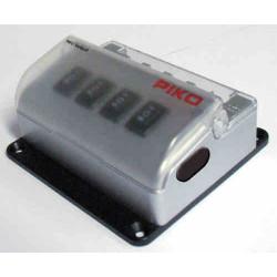 PIKO Weatherproof Point Control Box (4 Accessories) G Gauge 35260