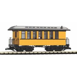 PIKO D&RGW Wood Coach 331 G Gauge 38600