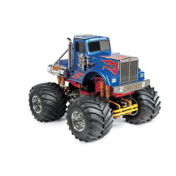 TAMIYA RC 58535 Bullhead (2012) 1:10 Monster Truck Assembly Kit