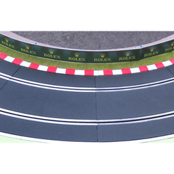 SLOT TRACK SCENICS K-R3 Kerb - Radius 3 - 22.5 x 4 - for Scalextric