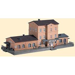 PIKO Burgstadt Station Kit N Gauge 60023