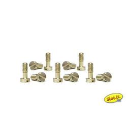 SLOT.IT Metric Screws 2.2 x 5.3mm Small Head (10) SICH53
