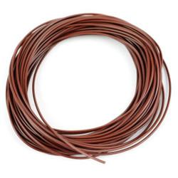 GAUGEMASTER Brown Wire 10m (7 x 0.2mm) GM11BN