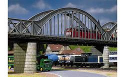 FALLER Arch Bridge 360mm Model Kit II HO Gauge 120536