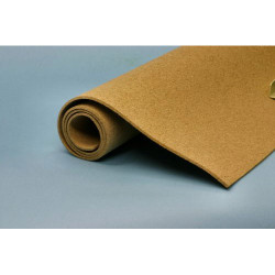 GAUGEMASTER Cork Sheet - 1/8 3' x 2' (c.600mm x 900mm) OO Gauge Scenics GM131