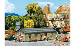 FALLER Builders Hut Model Kit III HO Gauge 120252