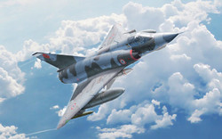 ITALERI Mirage III E/R (Upgraded Moulds) 2510 1:32 Aircraft Model Kit