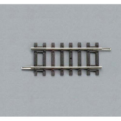 PIKO A-Track (G62) Straight Track 62mm HO Gauge 55205