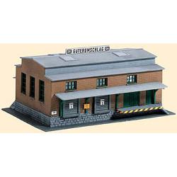 PIKO DB Freight Office Kit N Gauge 60027