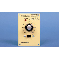 GAUGEMASTER Single Track Panel Mounted Controller GMC-100