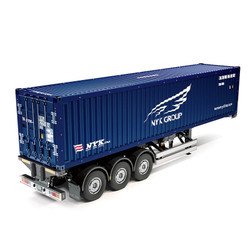 TAMIYA RC 56330 NYK 40ft Container Semi-Trailer for Truck 1:14 Assembly Kit