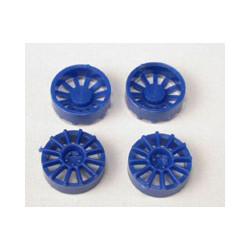 NSR 12 Spokes Blue (4) NSR5429