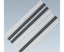 FALLER Assorted Fences Model Kit 1080mm I HO Gauge 180402