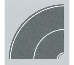 FALLER 90 Degree Road Sheets (4) HO Gauge 170631