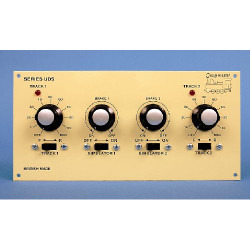 GAUGEMASTER Twin Track Panel Mounted Controller w/ Simulation GMC-UDS