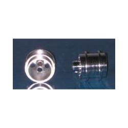 NSR 3/32 Alum.Wheels Rear Formula 1 Air System (2) NSR5005