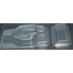 Tamiya 0555108 Body & Wing for 58370 - RC Car Spares