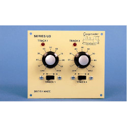GAUGEMASTER Twin Track Panel Mounted Controller GMC-UD