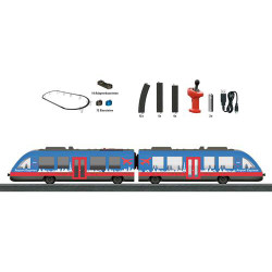 MARKLIN my world Airport Express Elevated Railway Starter Set HO Gauge MN29307