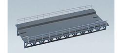 FALLER Straight Track Bed Model Kit I HO Gauge 120474