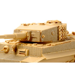TAMIYA 12653 Tiger I Mid Late Zim Sheet 1:48 Military Model Kit