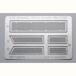TAMIYA 35222 Cromwell Mk.II Etched Grille 1:35 - Model Kit