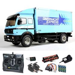 TAMIYA RC 56307 Mercedes Benz Truck 1850L 1:14 Kit + radio bundle