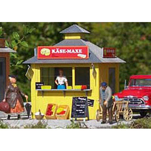 PIKO Trading Post Kiosk Kit G Gauge 62111
