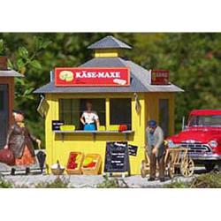 PIKO Cheese Kiosk Kit G Gauge 62119