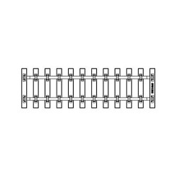 PIKO G-Track (G-SB320) Sleeper Strip 321.54mm G Gauge 35230