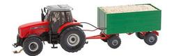 FALLER Car System MB Tractor & Trailer Vehicle V HO Gauge 161588
