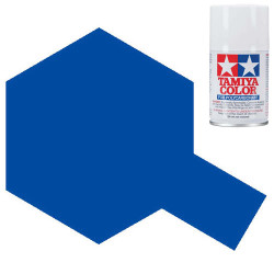 TAMIYA PS-4 Blue Polycarbonate Spray Paint 100ml Lexan RC Car Body