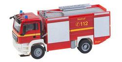 FALLER Car System MAN TGS TLF Fire Engine VI HO Gauge 161599
