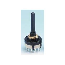 GAUGEMASTER Rotary Switch - 3 Pole 4 Way GM521