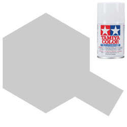 TAMIYA PS-36 Translucent Silver Polycarbonate Spray Paint 100ml RC Car Body