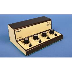 GAUGEMASTER Four Track Cased Controller GMC-Q