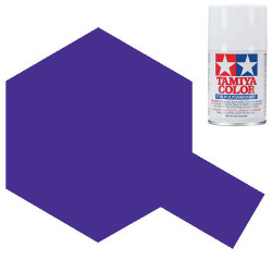 TAMIYA PS-45 Translucent Purple Polycarbonate Spray Paint 100ml RC Car Body