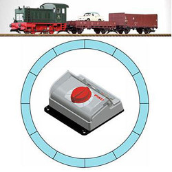 PIKO DR V20 Diesel Freight Starter Set III (Analogue-Sound) G Gauge 37121