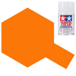 TAMIYA PS-62 Pure Orange Polycarbonate Spray Paint 100ml Lexan RC Car Body