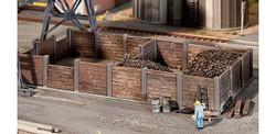 FALLER Coal Bunkers Model Kit II HO Gauge 120254