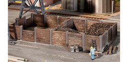 FALLER Coal Bunkers Model Kit II HO Gauge 120254