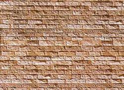 FALLER Basalt Wall Card 250x125mm HO Gauge 170617