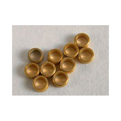 """NSR Axle Spacers 3/32 .060"""" Brass (10) NSR4814"""