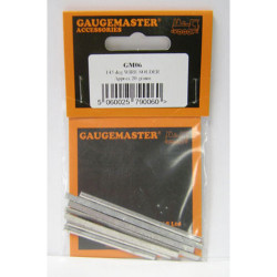 GAUGEMASTER Solder Wire 145 Degrees GM06