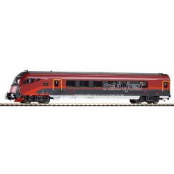 PIKO Hobby OBB Railjet Business Class Driving Coach VI HO Gauge 57672