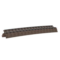 TRIX Minitrix C Track Curved Track Radius 3 15 Degree HO Gauge M62315