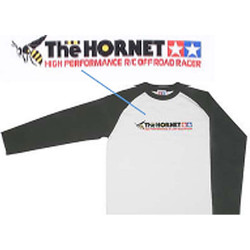 TAMIYA Long Sleeve T-shirt (hornet) L 66833 Merchandise